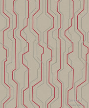 Load image into Gallery viewer, Geometric Design Wallpaper-GX-49309 (4 colourways)