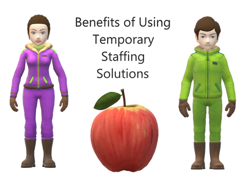Benefits of Using Temporary Staffing Solutions