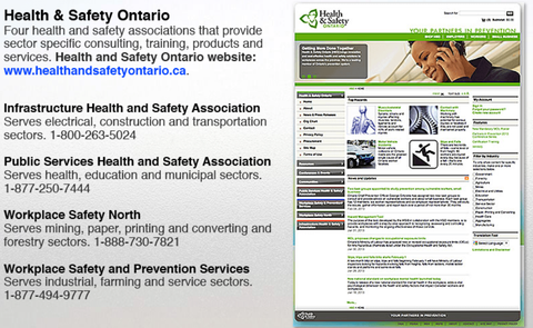 Health and Safety Ontario
