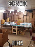 Boxes and Boxes of Kit Product