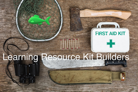 Learning Resource Kit Builder