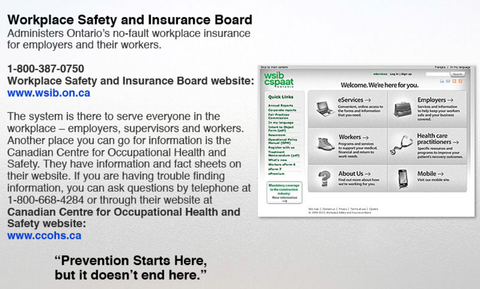 Workplace Safety and Insurance Board