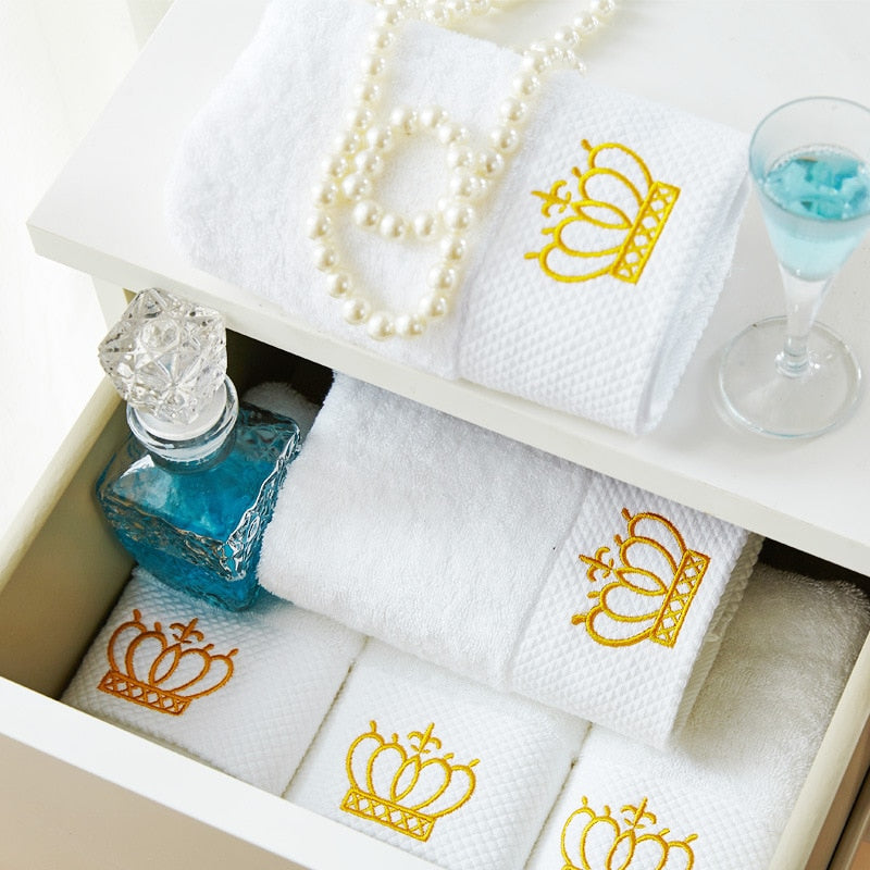 Royal Bath Towel Set - AIO4HOME