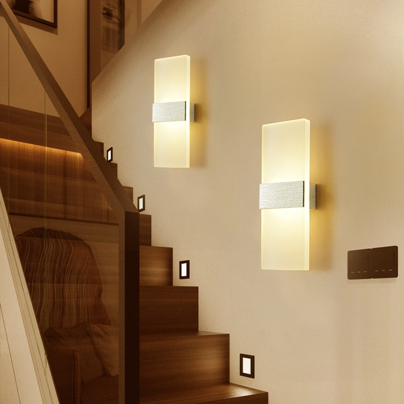 Modern strip lamp - AIO4HOME