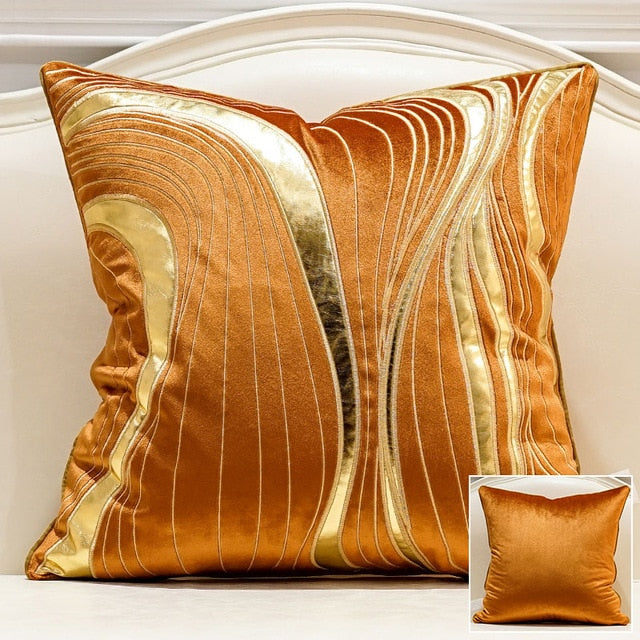 Royal Luxury Cushion Cover Collection