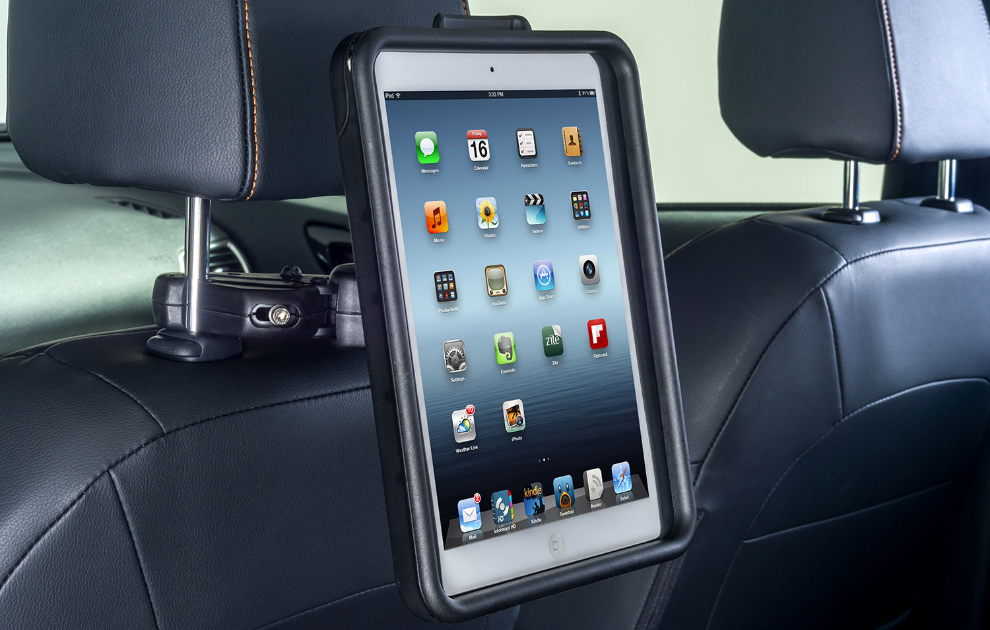Mitsubishi Ipad Holder