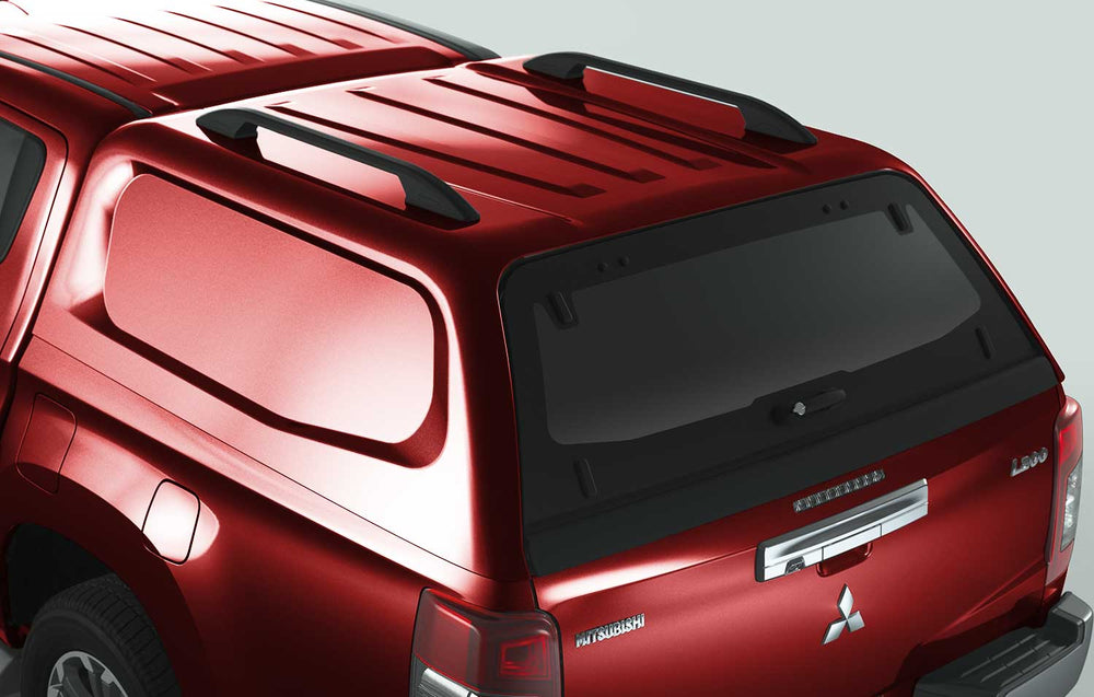 Mitsubishi  L200 Professional Pop-Up. C/C - Volcanic Red, P63