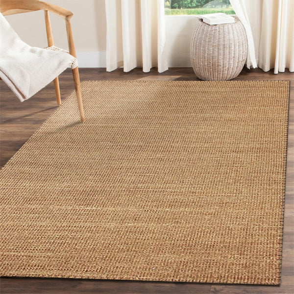 Nordic simple sisal doormat rug carpet straw tatami mat hallway rug pad Multi-Usage Decorative Living Room Carpet