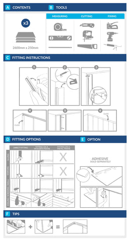 PVC CLADDING WALL FITTING GUIDE TUTORIAL