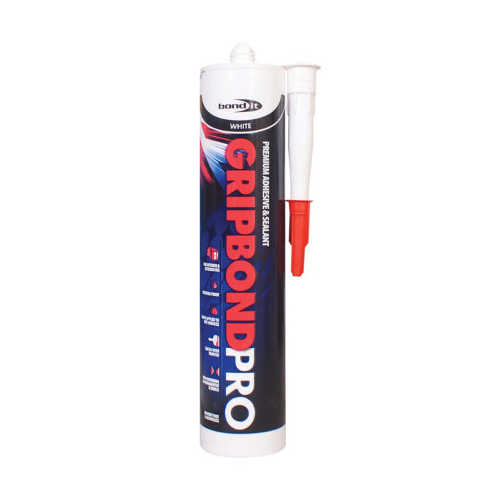 Grip Bond Adhesive - White