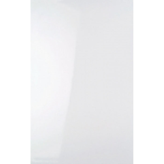 White Gloss 10mm (1m wide)