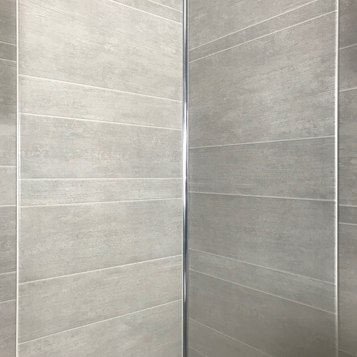 Multi Tile Grey 400mm (Large Tiles)