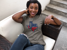 "Load image into Gallery viewer, Texas ""One Love"" Unisex T-Shirt"