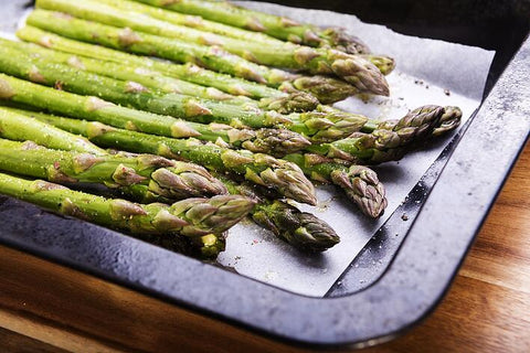 Roasted Asparagus With Olive Oil