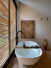 Load image into Gallery viewer, Ritual Bath Tray - Natural Eucalyptus