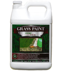 4,000 SQ. FT - 1 Gallon 4EverGreen Grass Paint concentrate