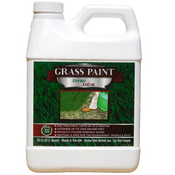 1,000 SQ. FT - 32 OZ  4EverGreen Grass Paint concentrate