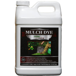 48,000 SQ. FT - 5 Gallons Black Forest mulch dye