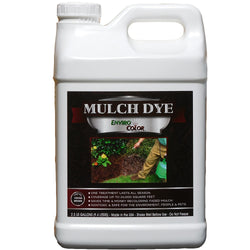 48,000 SQ. FT - 5 Gallons Cocoa Brown mulch dye
