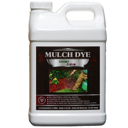 48,000 SQ. FT - 5 Gallons Sierra Red mulch dye