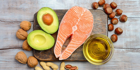 healthy fats cervical mucus