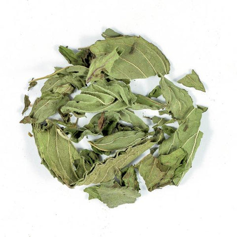 peppermint leaf tea to get pregnant