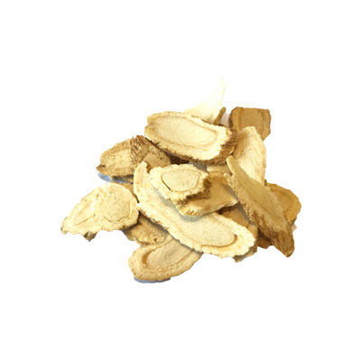 Fertility Supplement | White Ginseng Sliced Roots - FertiGenic