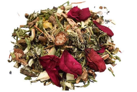 Yoni Steam Herbs | Uterus Strengthening - FertiGenic