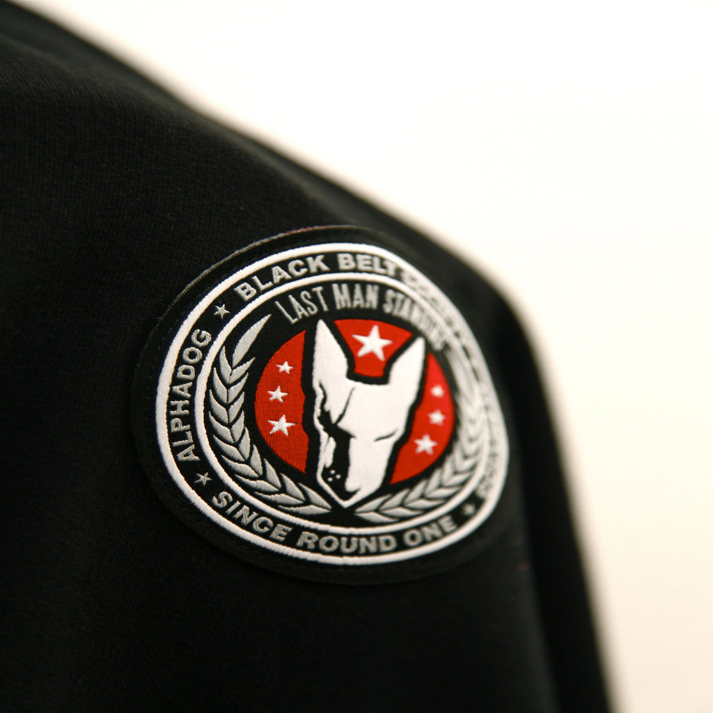 Black Belt Society TJ (Black)