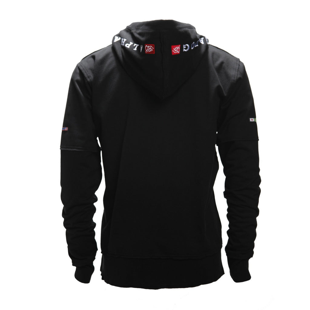 Big Dog Hoodie (Black)