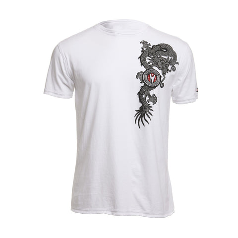 Dragon Tee (White)