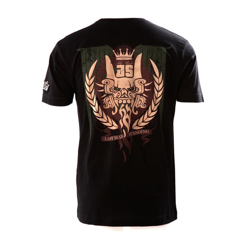 Jake Shields Tee (Black)