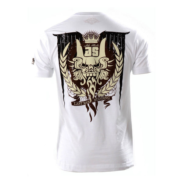 Jake Shields Tee (White)