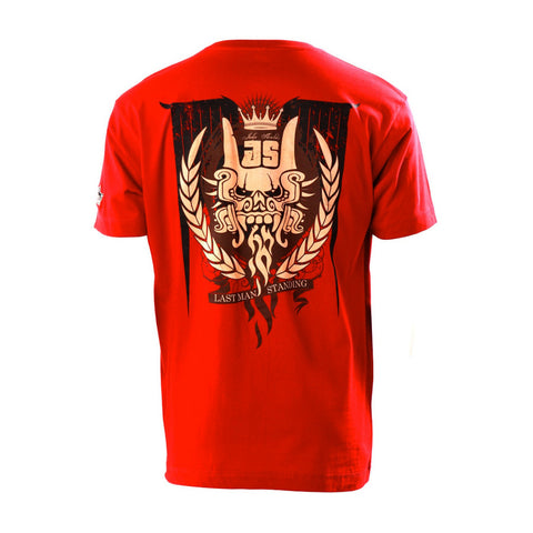 Jake Shields Tee (Red)