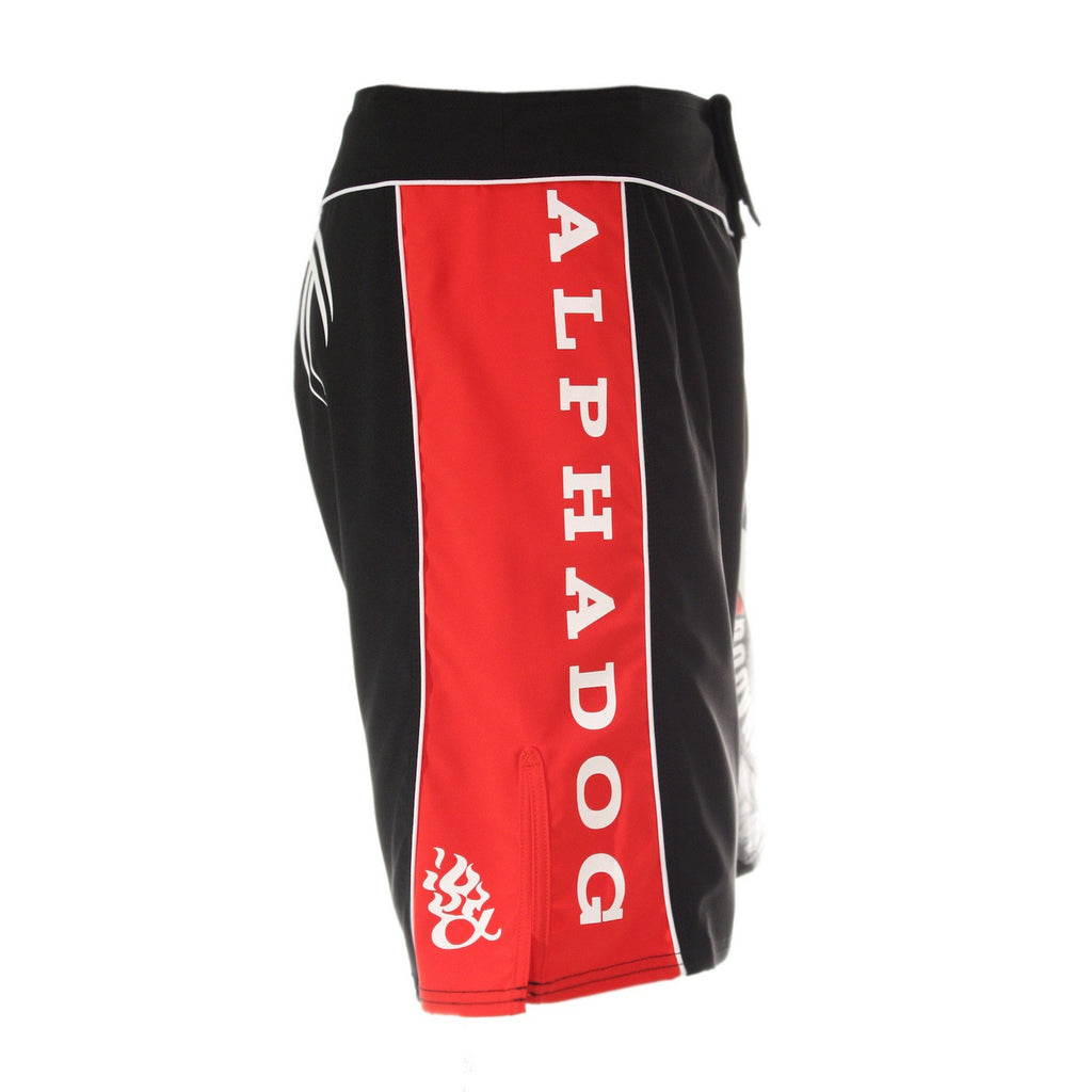Classic Fighter Short (Black)