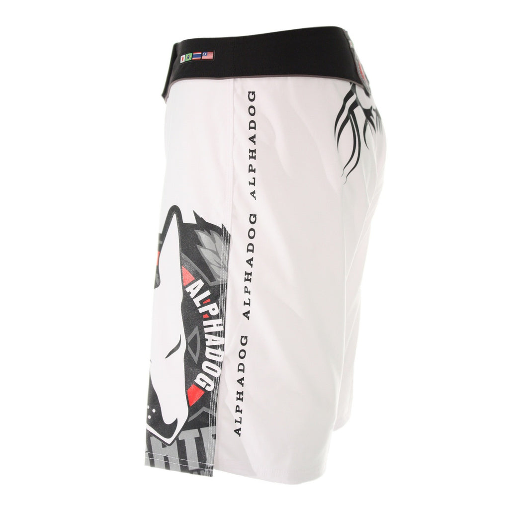 Classic Fighter Short (White)