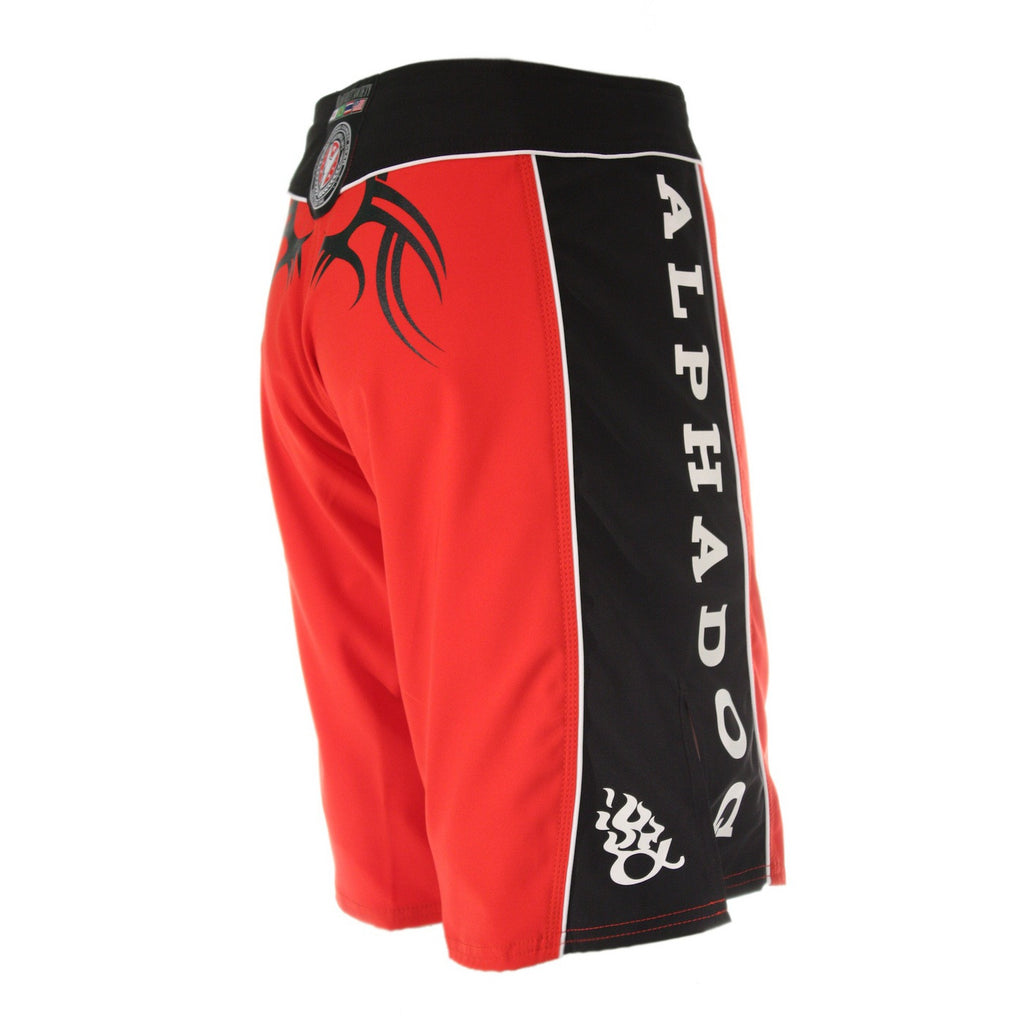 Classic Fighter Short (Red)