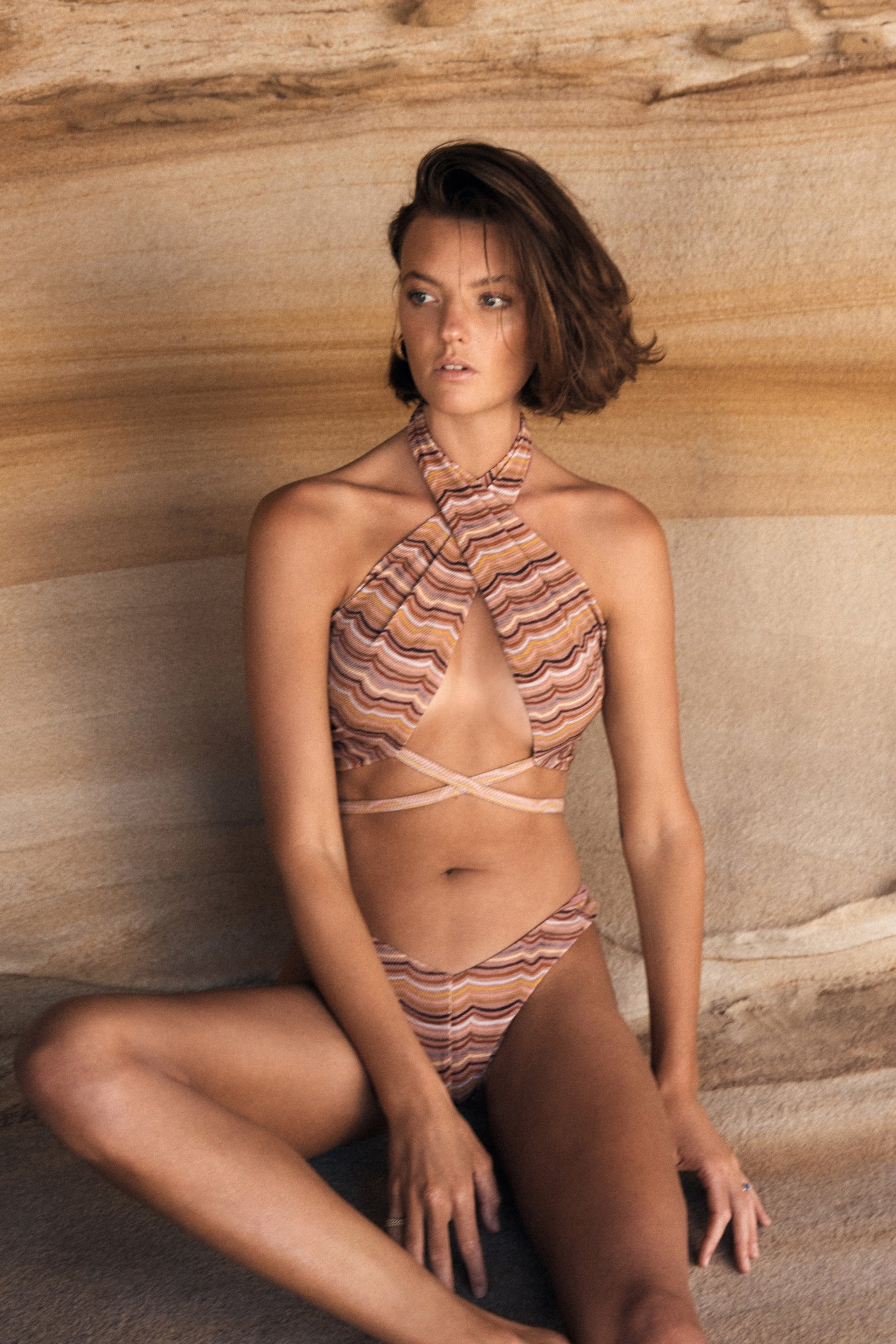 Lucian Top|lucian-top-ngrrgooroon-country-stripe,Chad Bottom|chad-bottom-ngrrgooroon-country-stripe