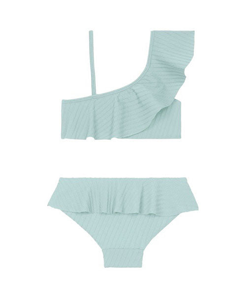 Lil Toddie Set | Dusty Blue