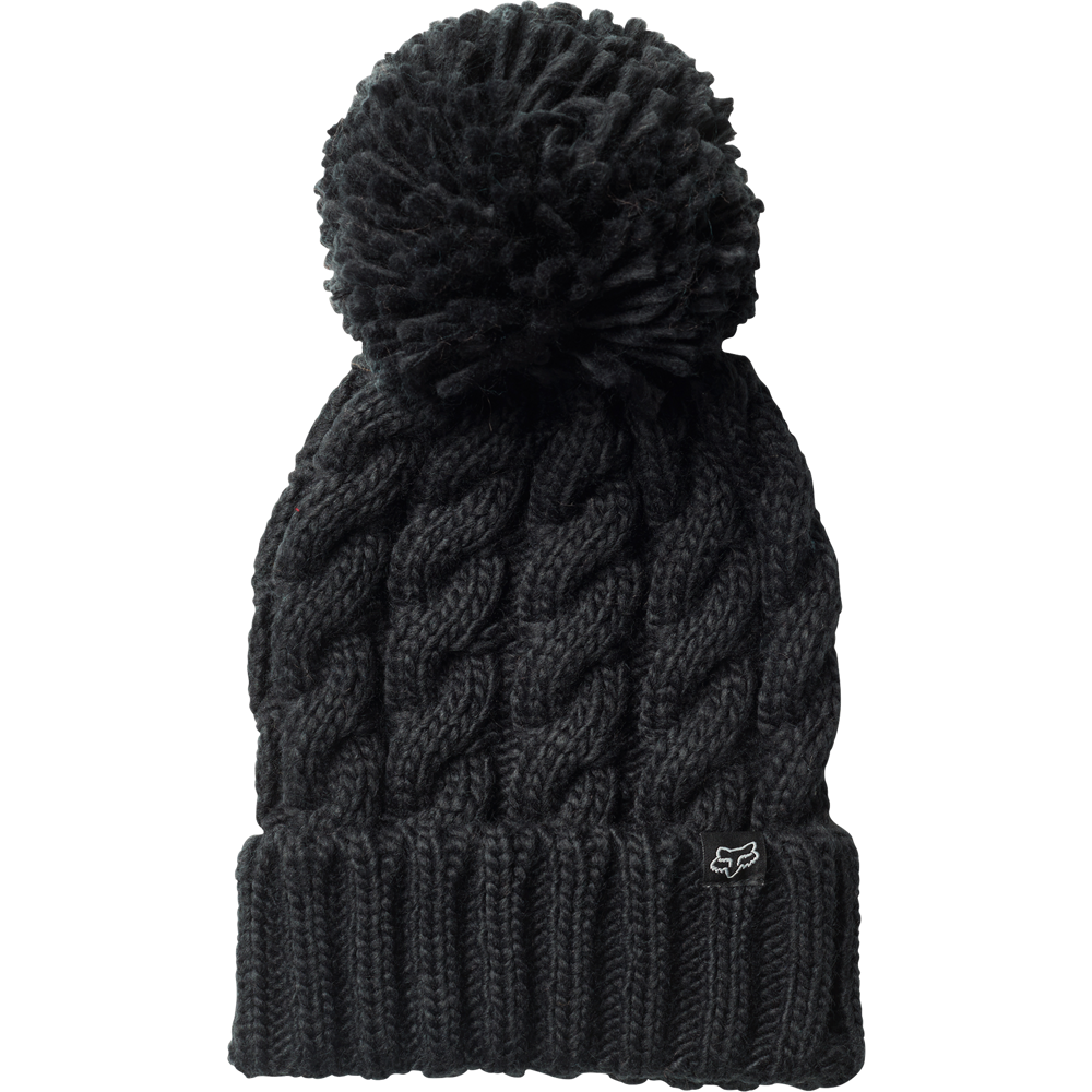 Fox Ladies Valence Beanie In Black
