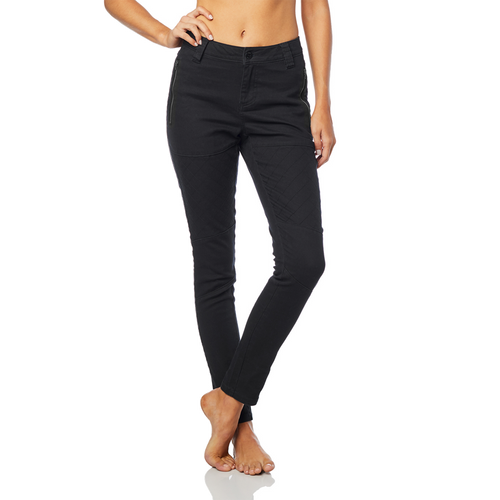 Fox Ladies Moto Pant In Black