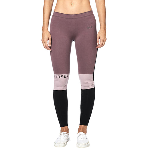 Fox Ladies Stellar Legging In Purple
