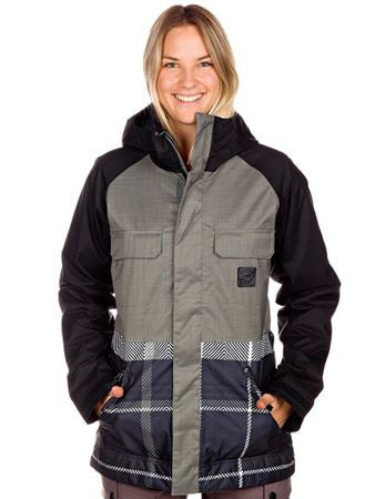 Foursquare Ladies Crush Winter Jacket