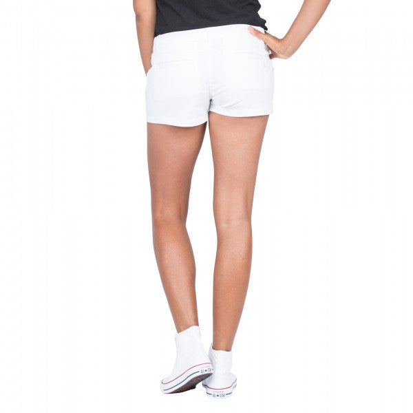 Volcom Ladies Frochickie Short White