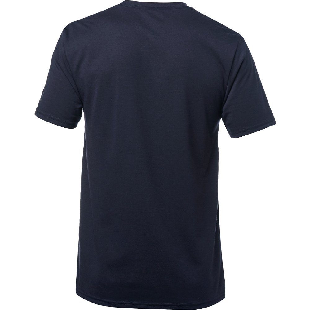 Fox Mens Draftr SS Premium Tee in Heather Midnight