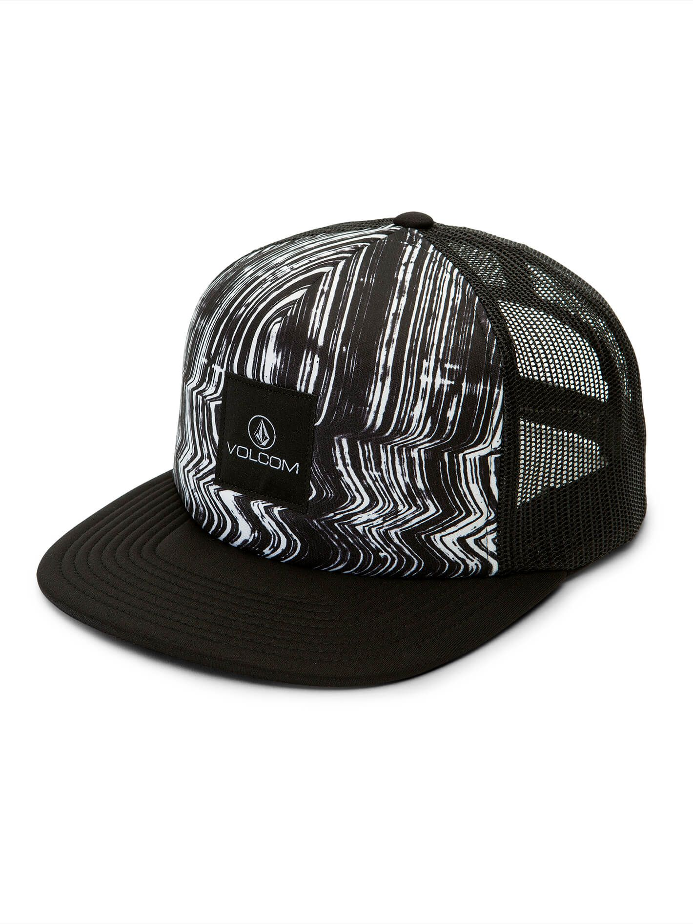 c978ea01d29 Volcom Ladies Don t Even Trip Hat In Black – Current Apparel ...