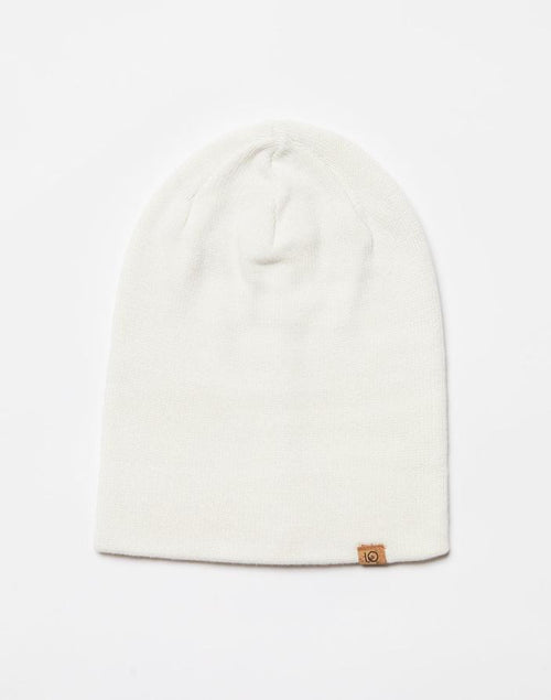 Tentree Unisex Minto Beanie In Marshmallow