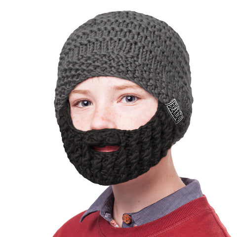 Beardo Kids Original Black With Brown Beard