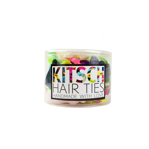 KITSCH Hair Ties Assorted Colours