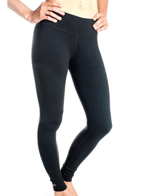 ORB Ladies Marion Full Length Tights In Black